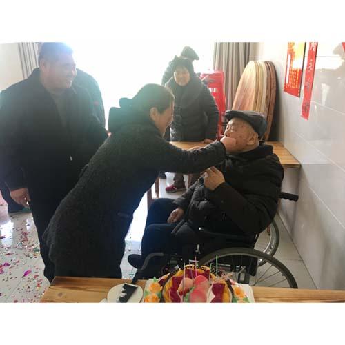 老吾老以及人之老——福康医院照护病区在住长者生日宴会小记