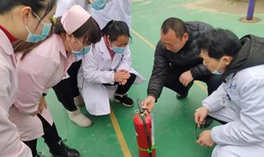 【江苏颐乐集团·福康护理院】做好消防安全工作,树立企业安全形象