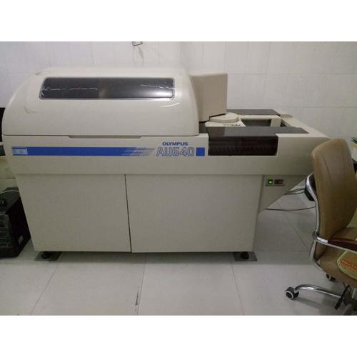 奥林巴斯自动生化仪